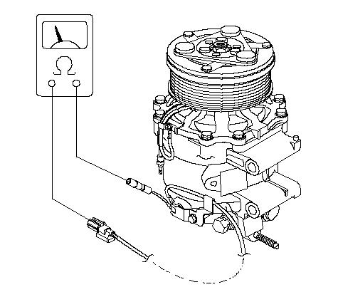 A C Clutch Coil Resistance